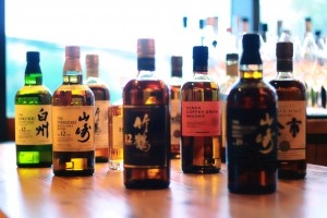 Japanese Whisky Offerings at Azumi